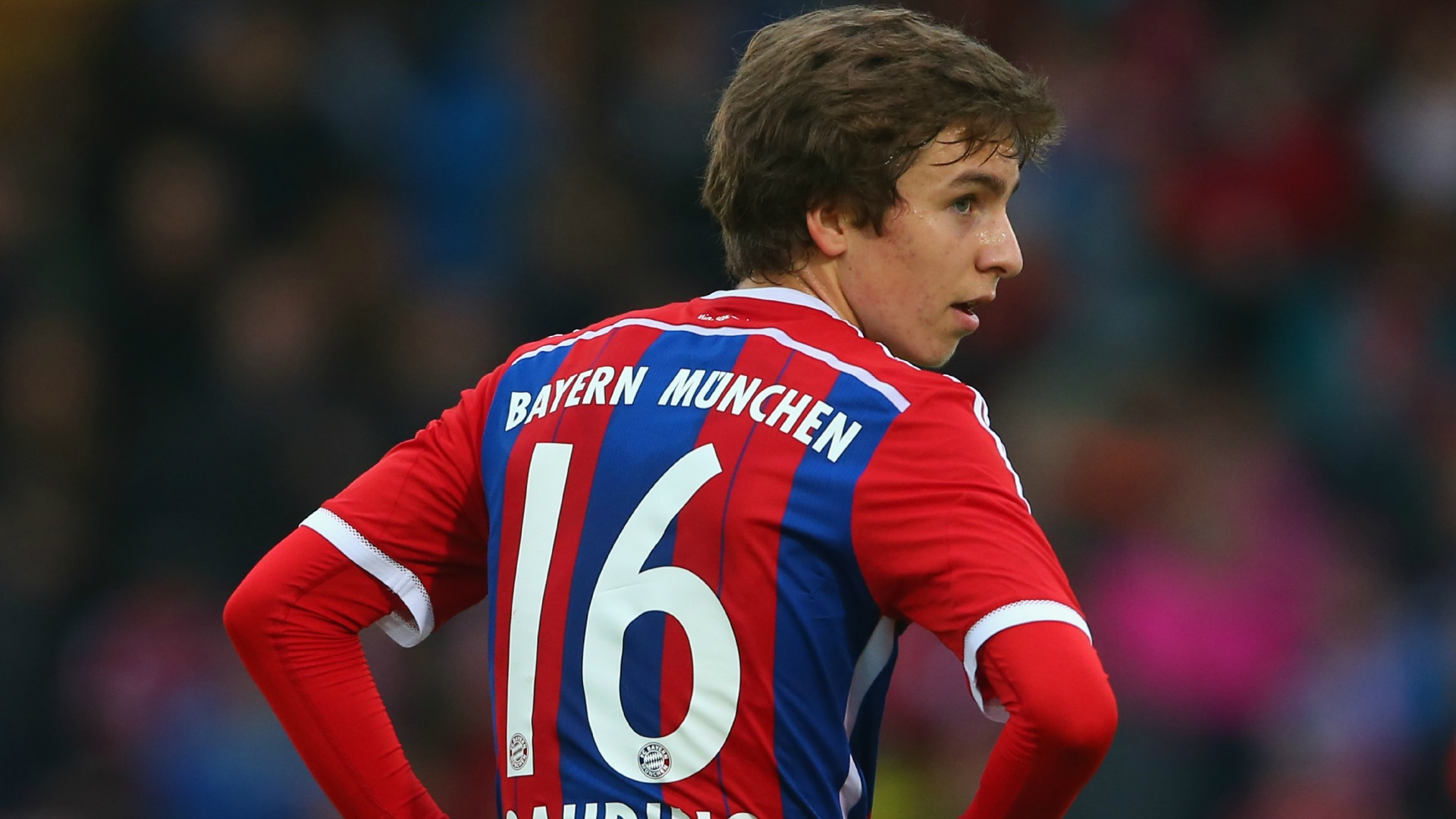Unc Hd Wallpaper Gianluca Gaudino Bayern Munchen Goal Com