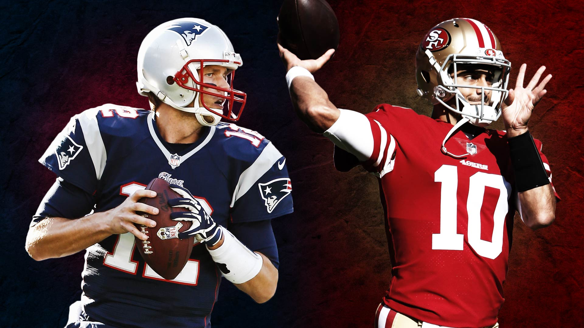 Golden Eye Herborn Why 49ers Qb Jimmy Garoppolo Is The Next Tom Brady Nfl