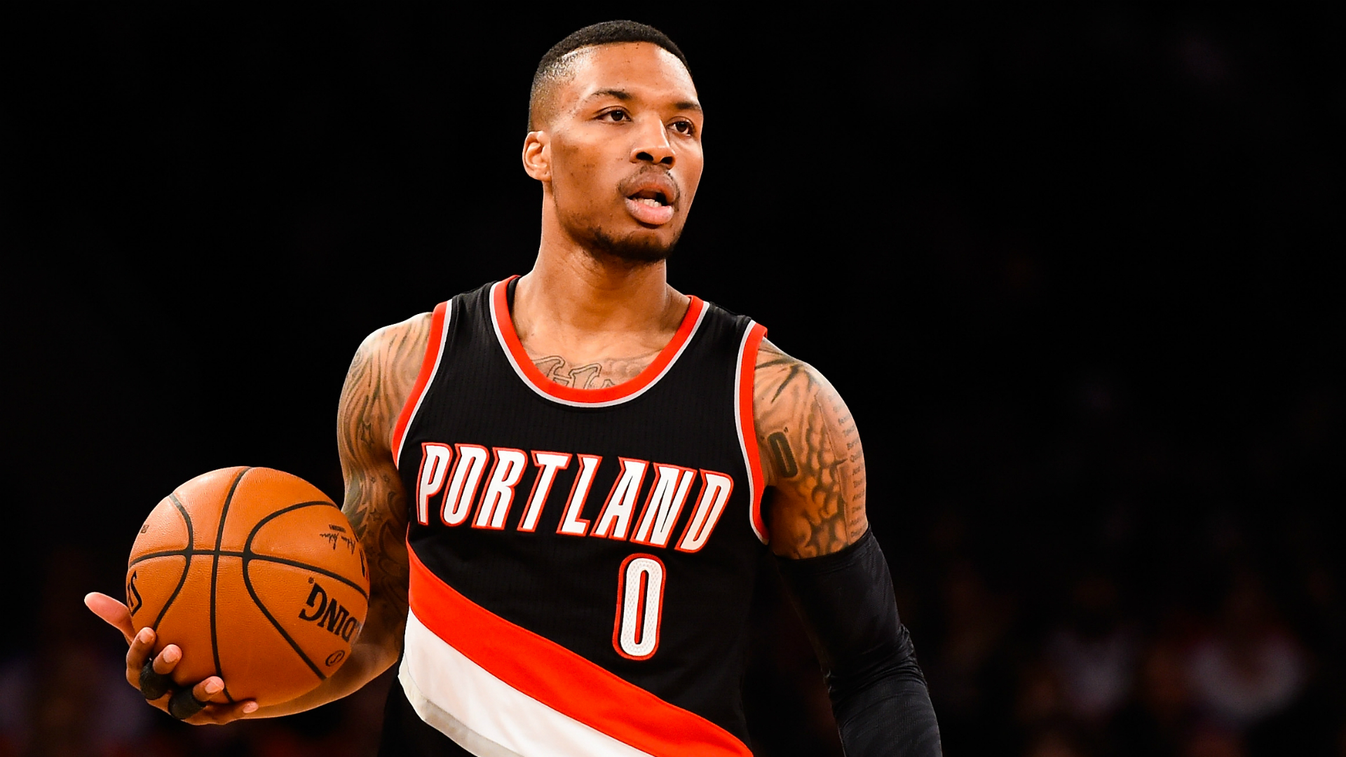 Los Angeles Lakers Wallpaper Hd Damian Lillard Accuses D Angelo Russell Of Playing Dirty
