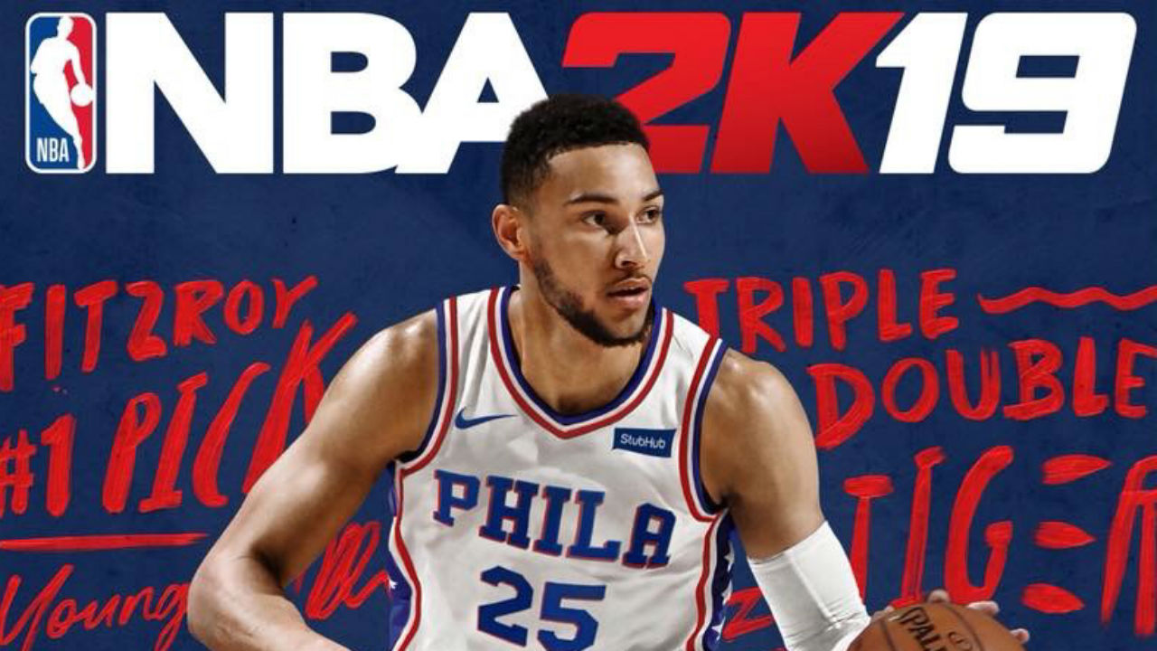 76ers' Ben Simmons to grace cover of NBA 2K19 | NBA | Sporting News