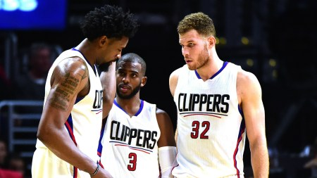 New Clippers Players 2016