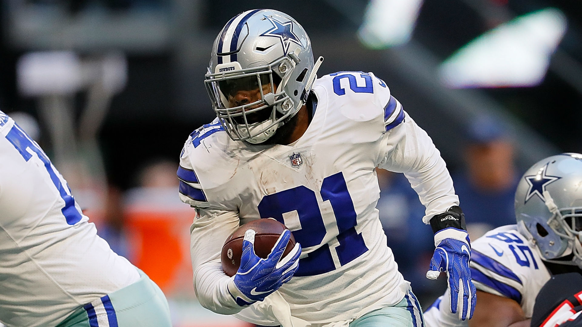 Nfl Nfl Playoff Picture Cowboys Get Into First Place