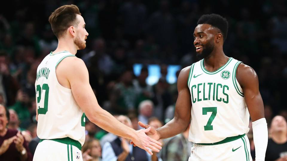 Celtics use second-half surge to defeat 76ers on opening night | NBA | Sporting News