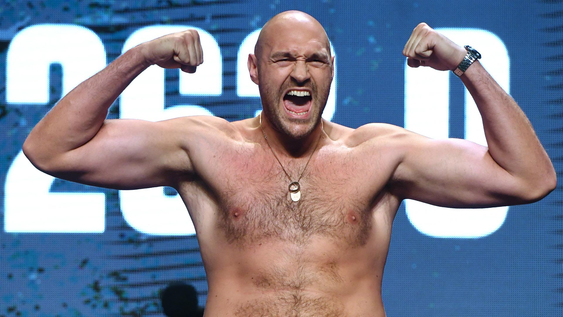 Tyson Fury Vs Otto Wallin Fight Date Start Time Price