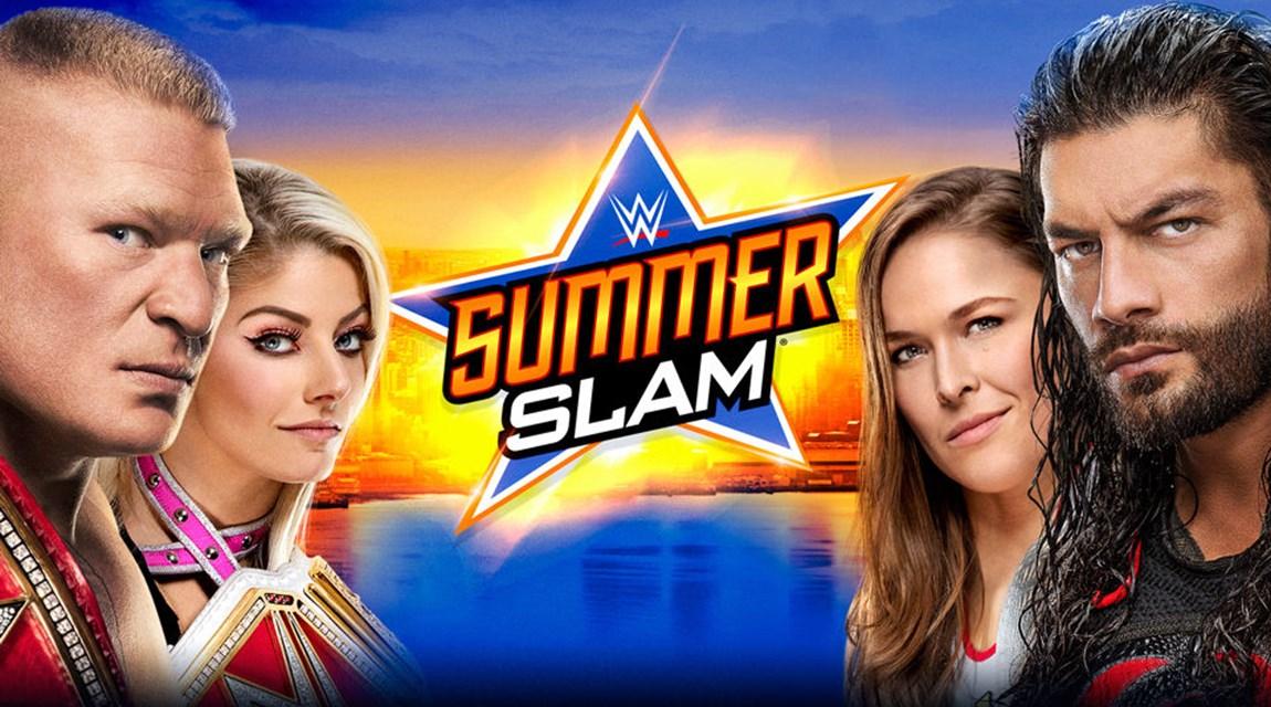 WWE SummerSlam 2018 date, start time, matches, card, rumors   WWE   Sporting News