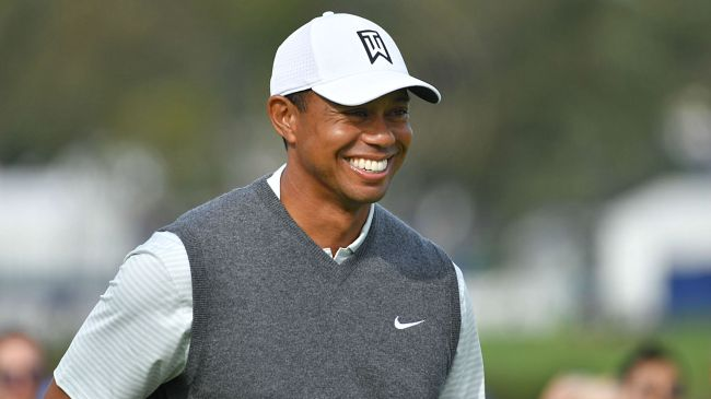 tiger woods farmers open highlights
