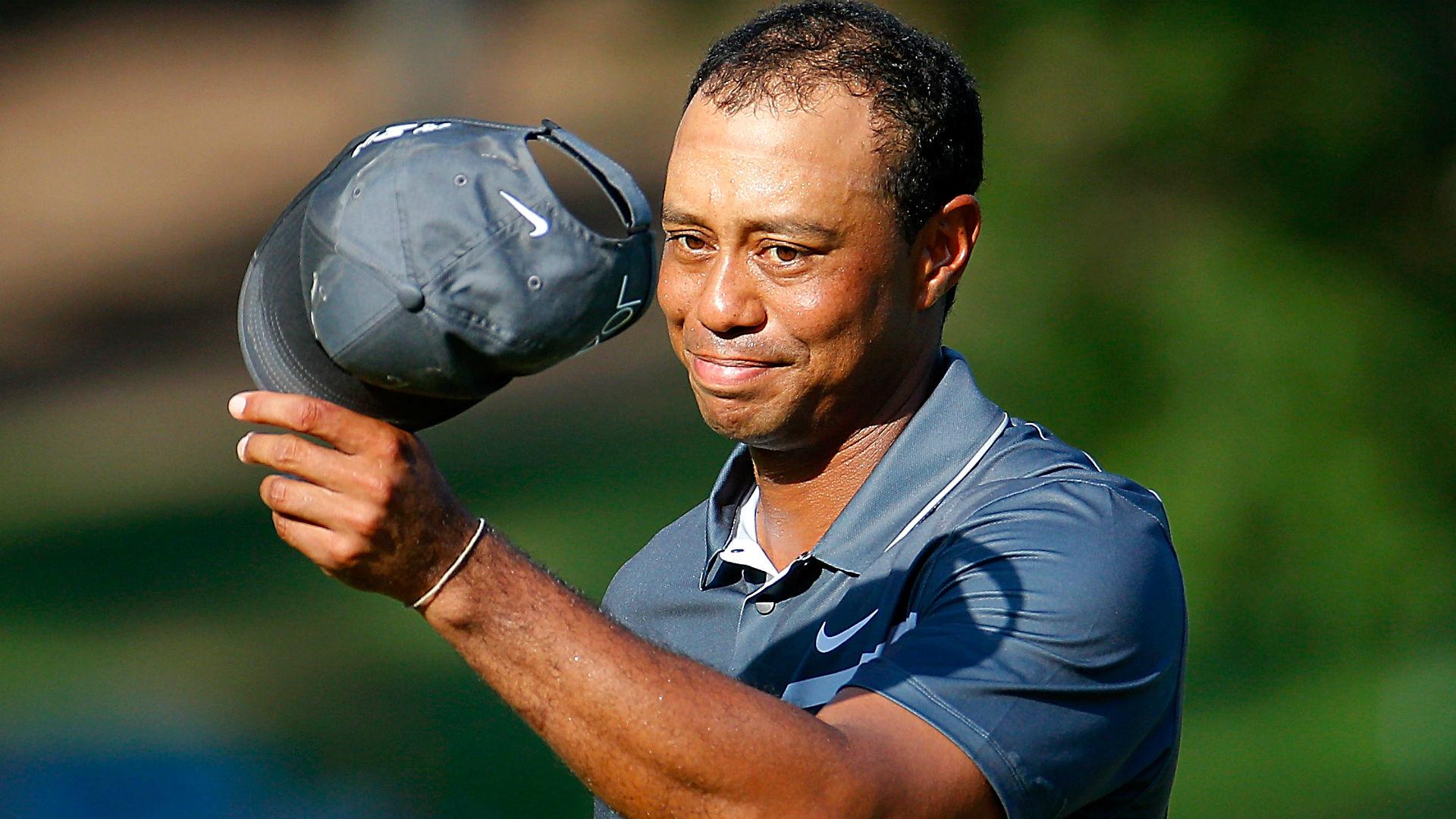 tiger woods news next golf tournament