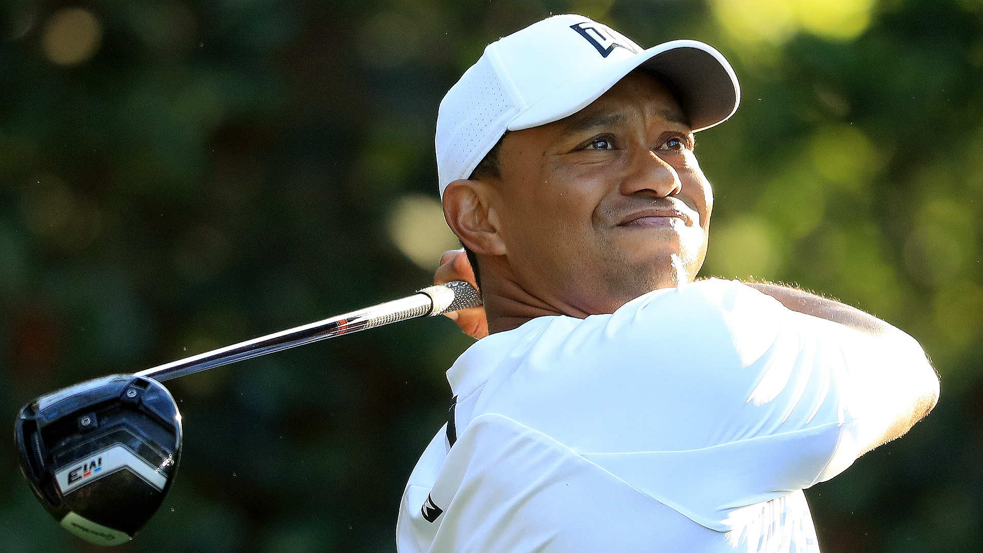 tiger woods masters 2018 schedule