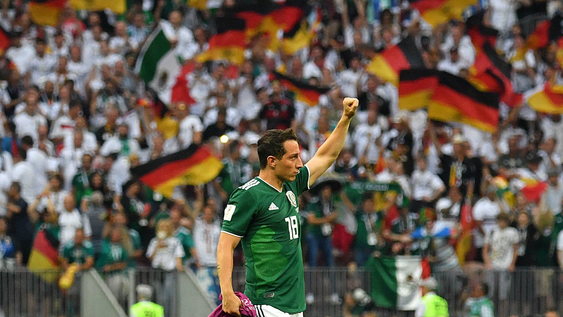 World Cup 2018 German Newspaper Jokes About Building Wall Before Mexico Game Soccer