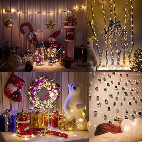 10m 100led Guirlande Lumineuse Interieur Photo Chambre Led