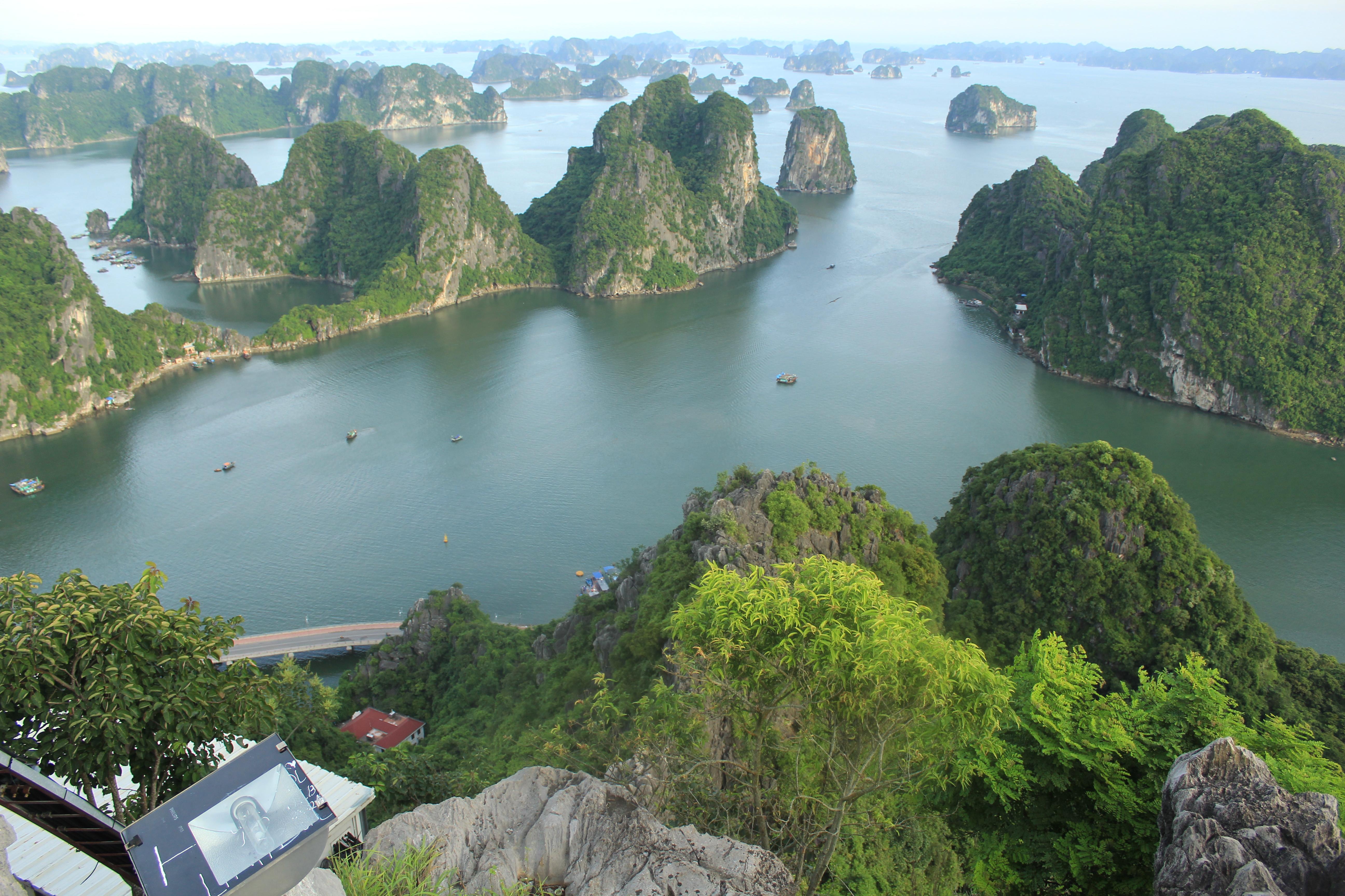 Black Iphone Wallpaper Hd Free Stock Photo Of Halong Bay Vietnam