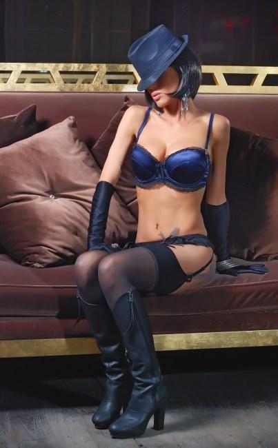Underwear Girl Wallpaper Woman In Blue Bikini Sitting Brown Sofa 183 Free Stock Photo
