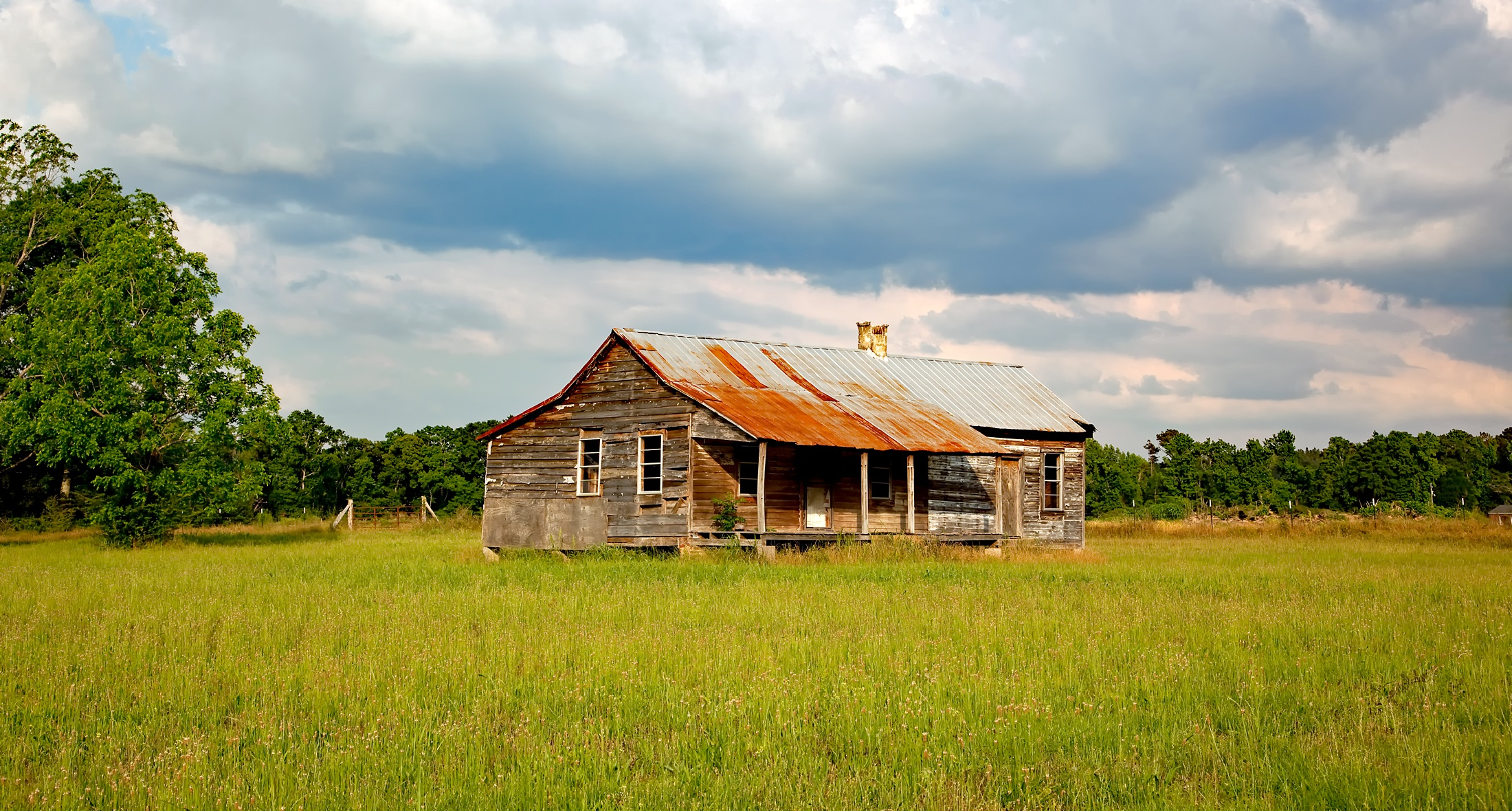 Fall Cottage Wallpaper Gray Scale Photo Of House On Field 183 Free Stock Photo