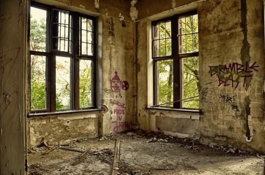 Black Desert Hd Wallpaper Grayscale Photo Of Chair Inside The Establishment 183 Free