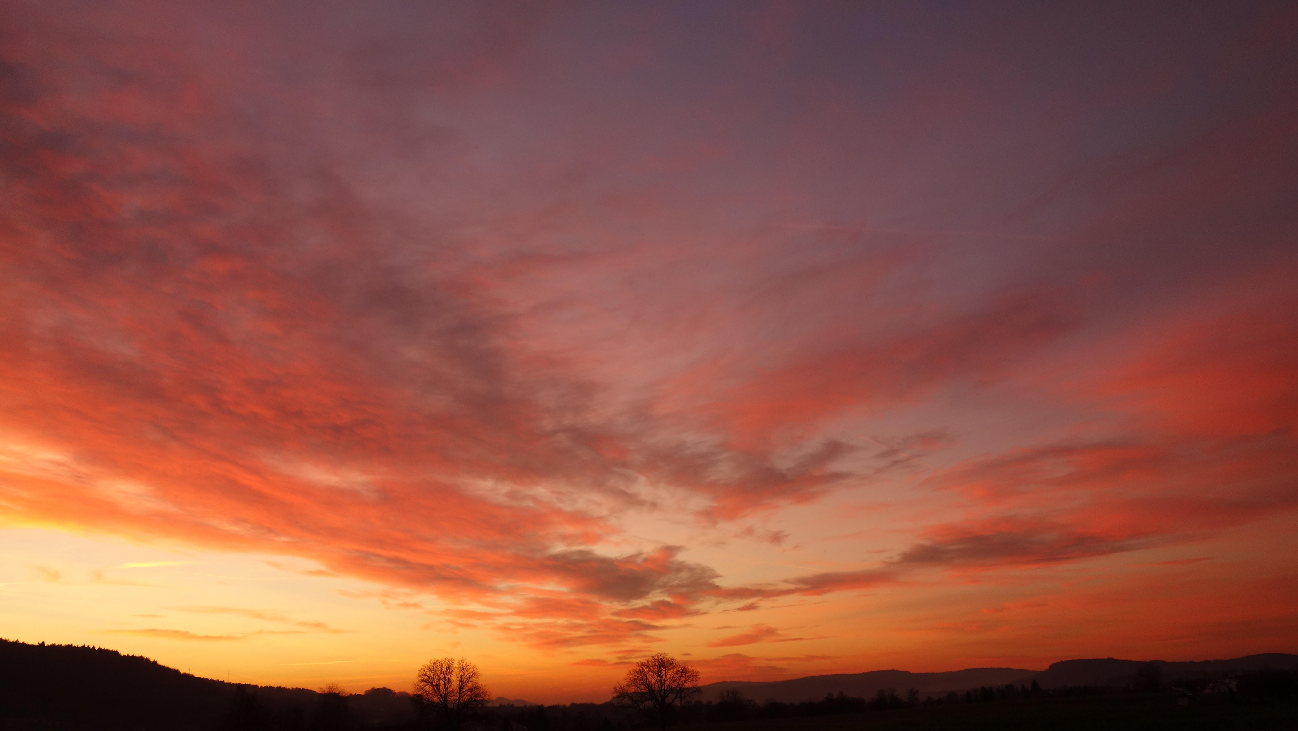 Love Wallpaper Iphone X Orange Sunset 183 Free Stock Photo