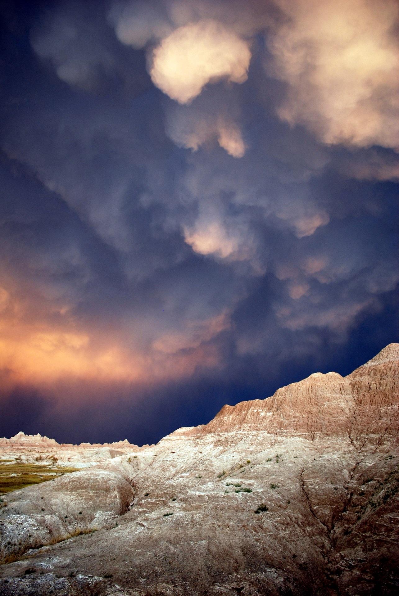 Wallpaper Hd Happy New Year Free Stock Photo Of Badlands National Park Cloud Cloudburst