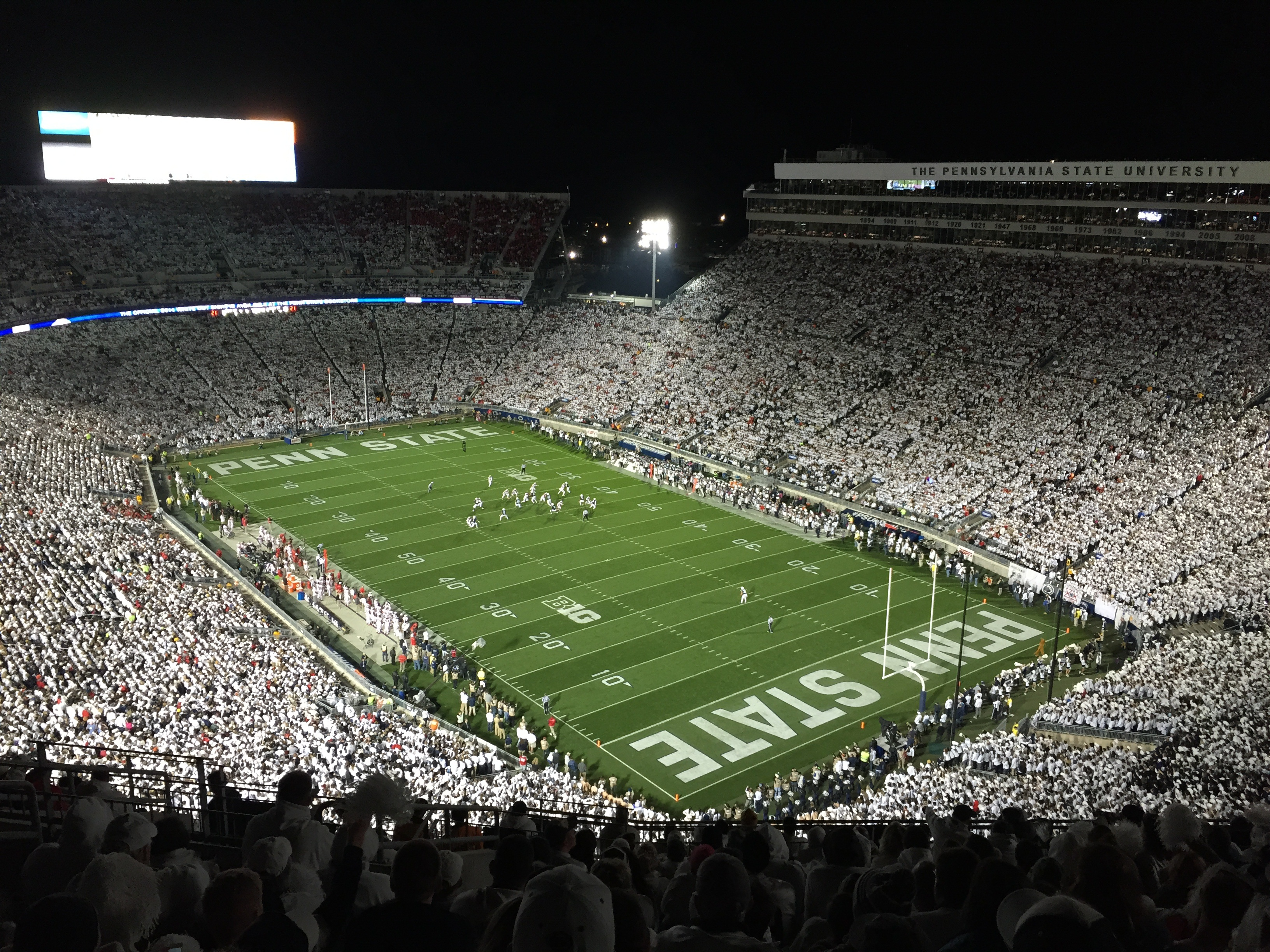 Black Wallpaper Iphone 6 Free Stock Photo Of Crowd Football Penn State