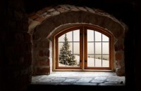 Free stock photo of antique, arch, arched window