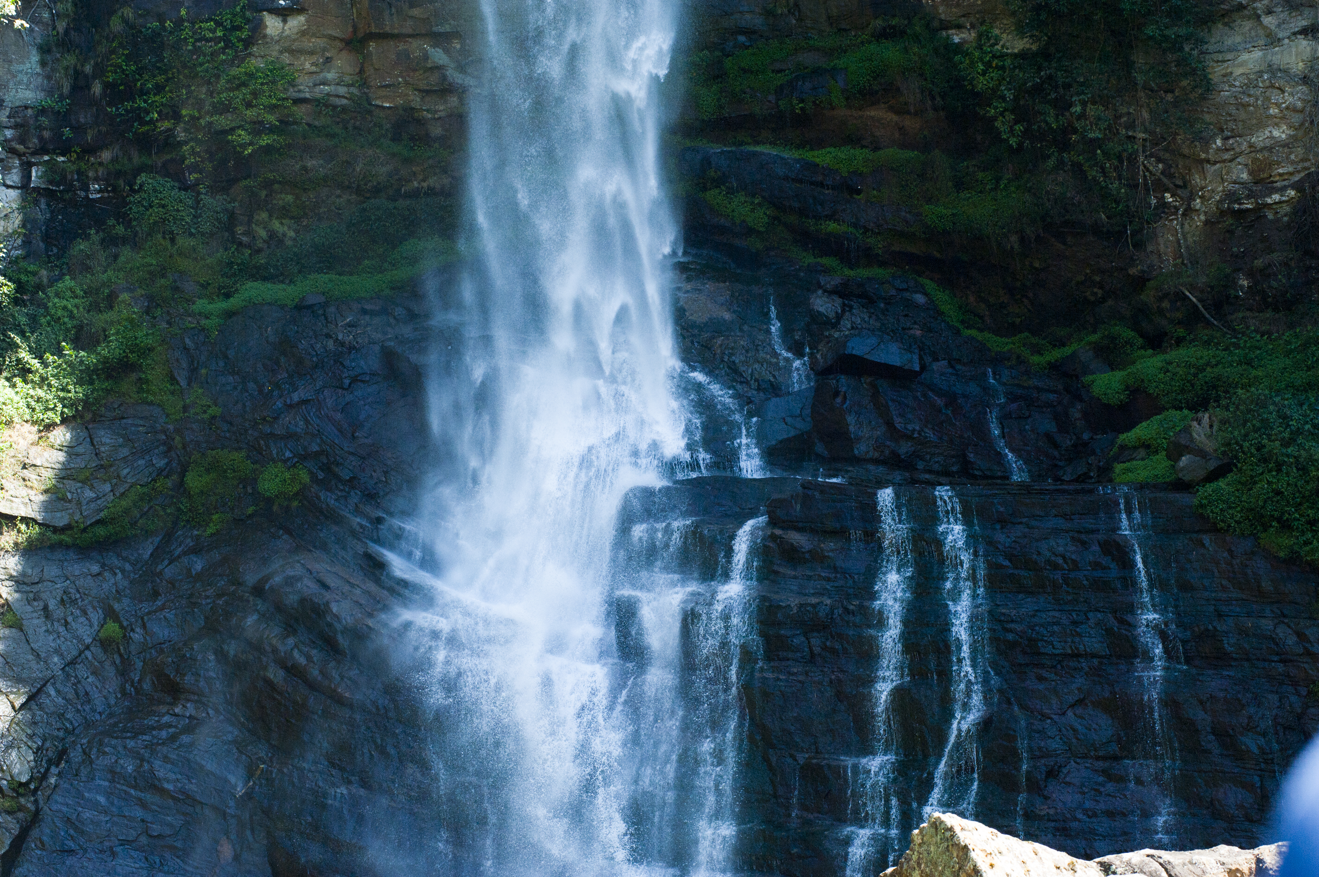 Best Iphone X Wallpaper Landscape Photography Of Waterfall 183 Free Stock Photo
