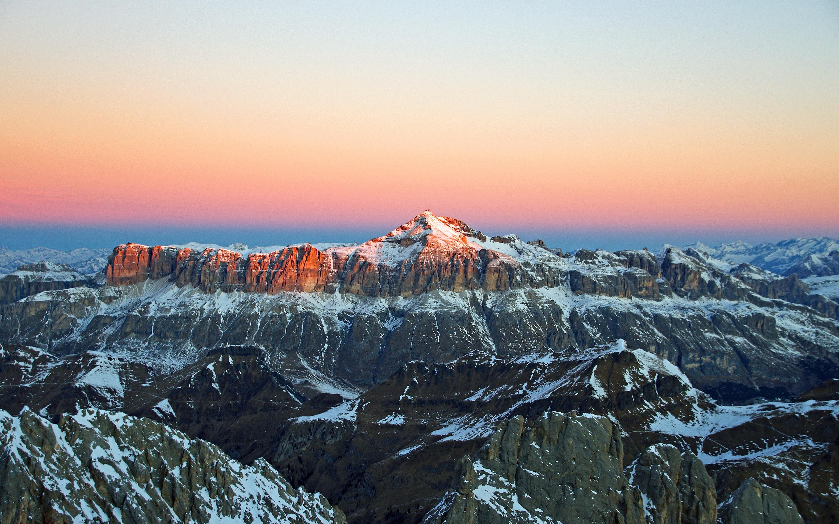 Mountain Iphone Wallpaper Mountain Covered White Snow 183 Free Stock Photo