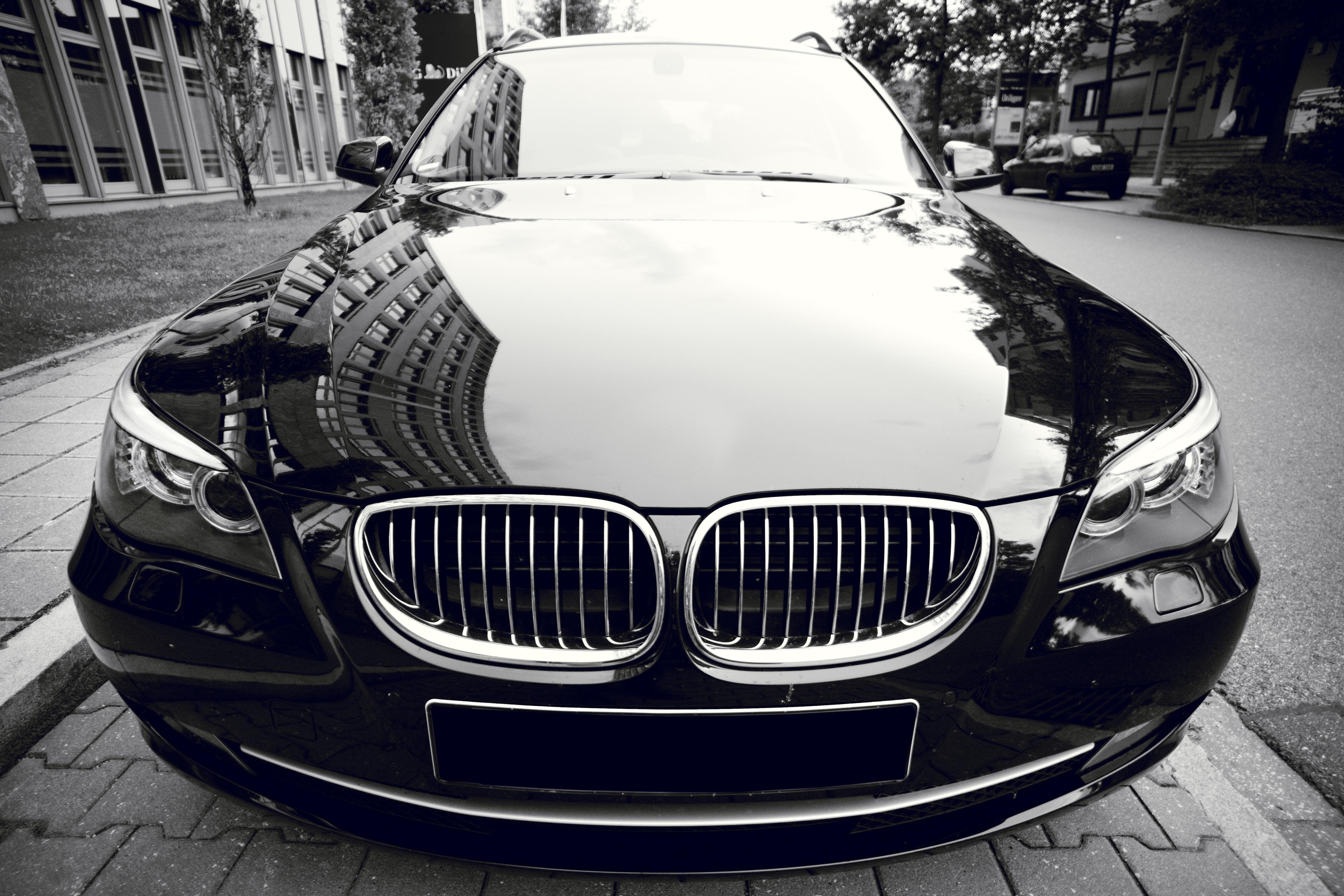 Hd Wallpaper Of Cool Cars Black Mercedes Benz Car 183 Free Stock Photo