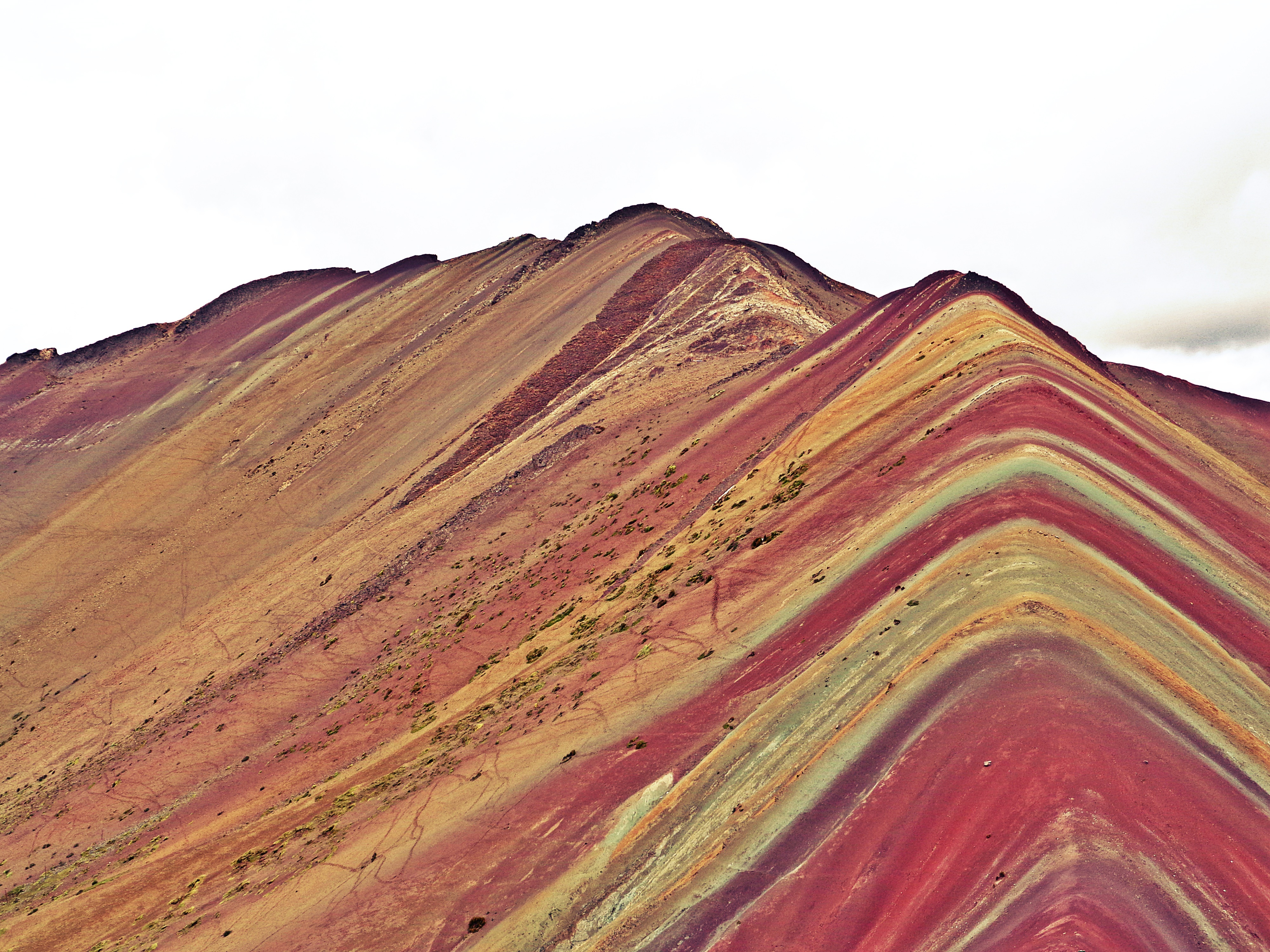 Lock Screen Wallpaper Iphone X Free Stock Photo Of Cusco Peru Rainbow Mountains