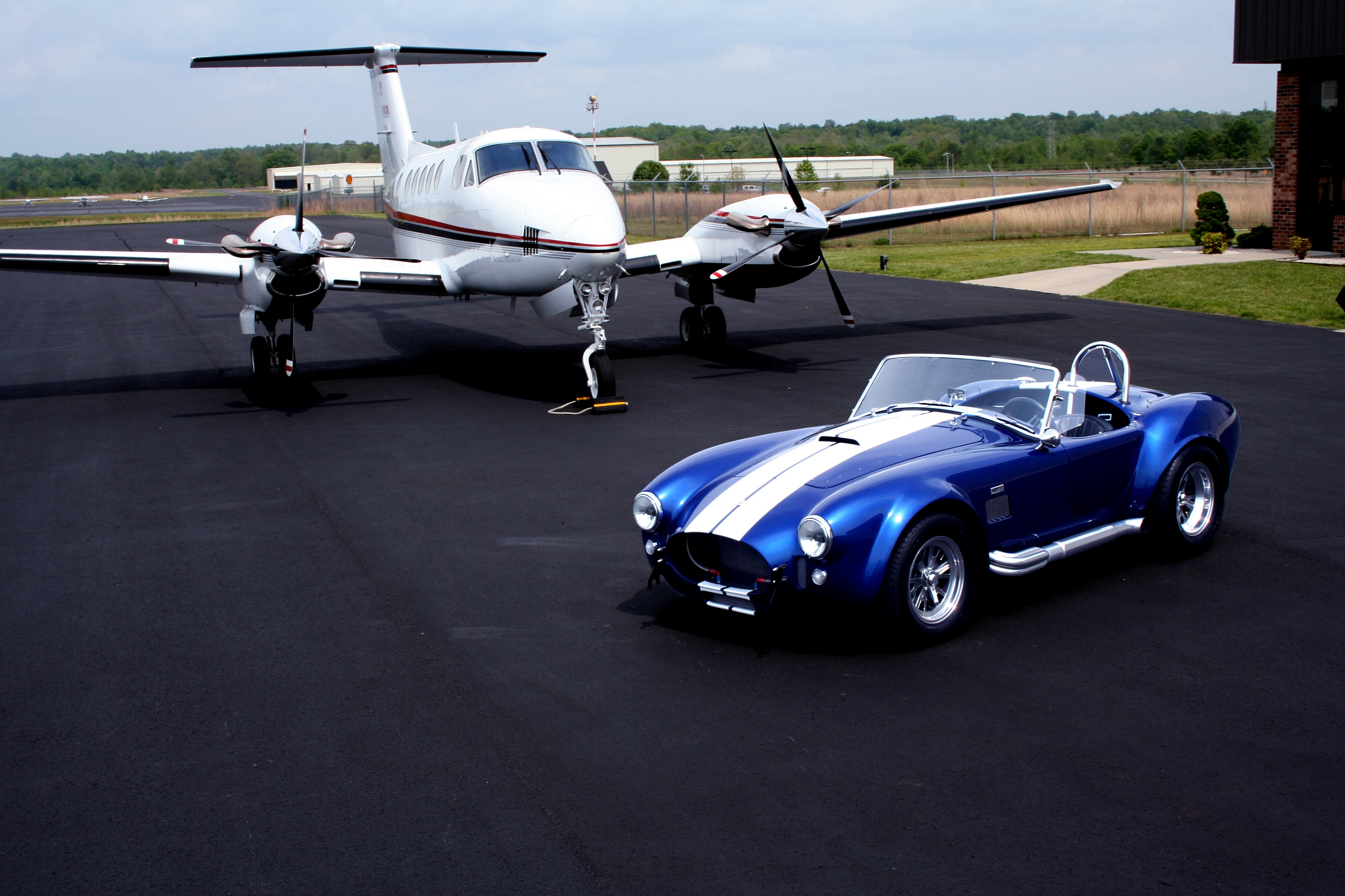 Classic Car 4k Wallpapers Free Stock Photo Of Air Strip Classic Car Private Plane