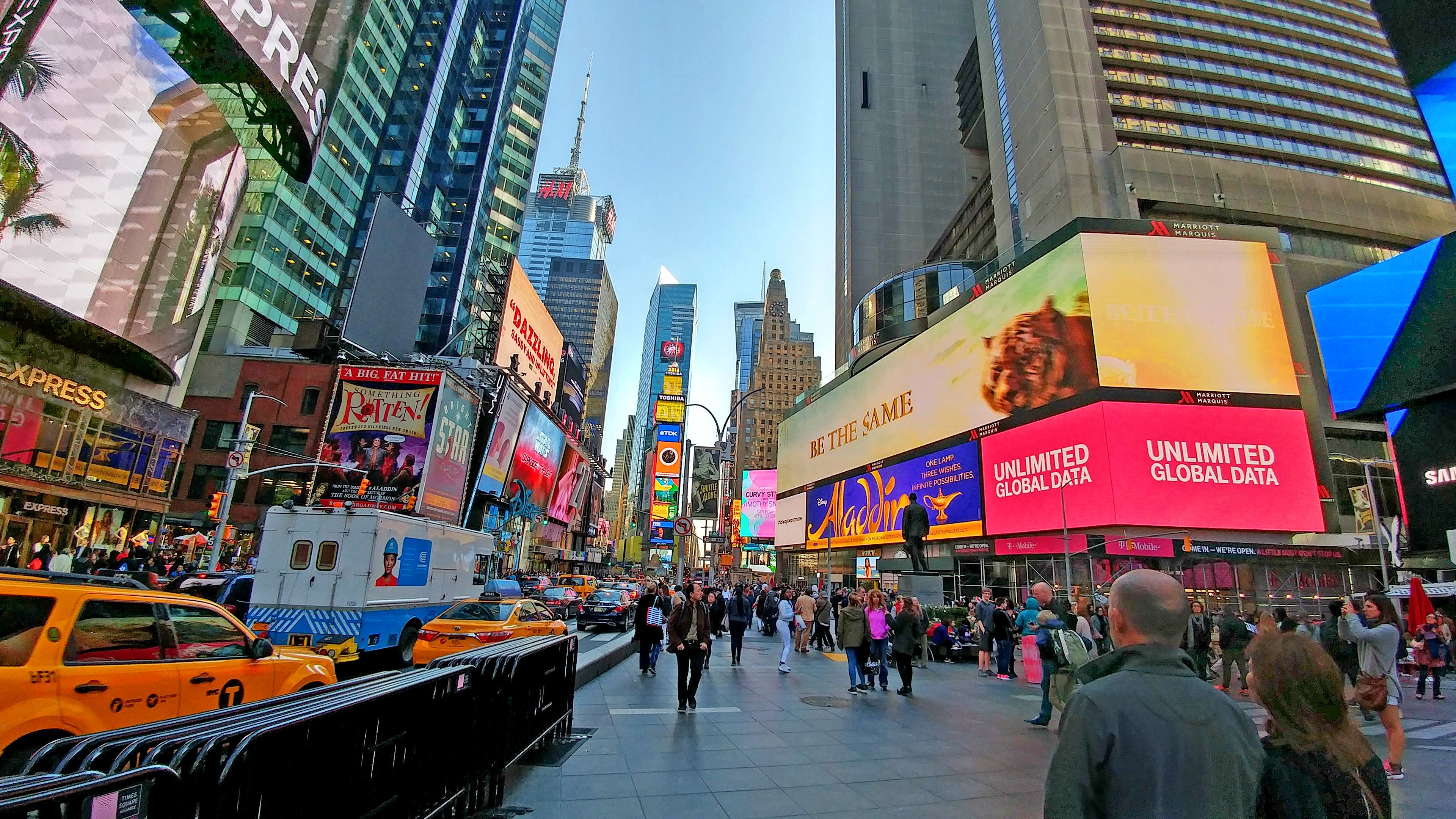 Usa Hd Wallpaper Download Free Stock Photo Of New York Times Square Usa