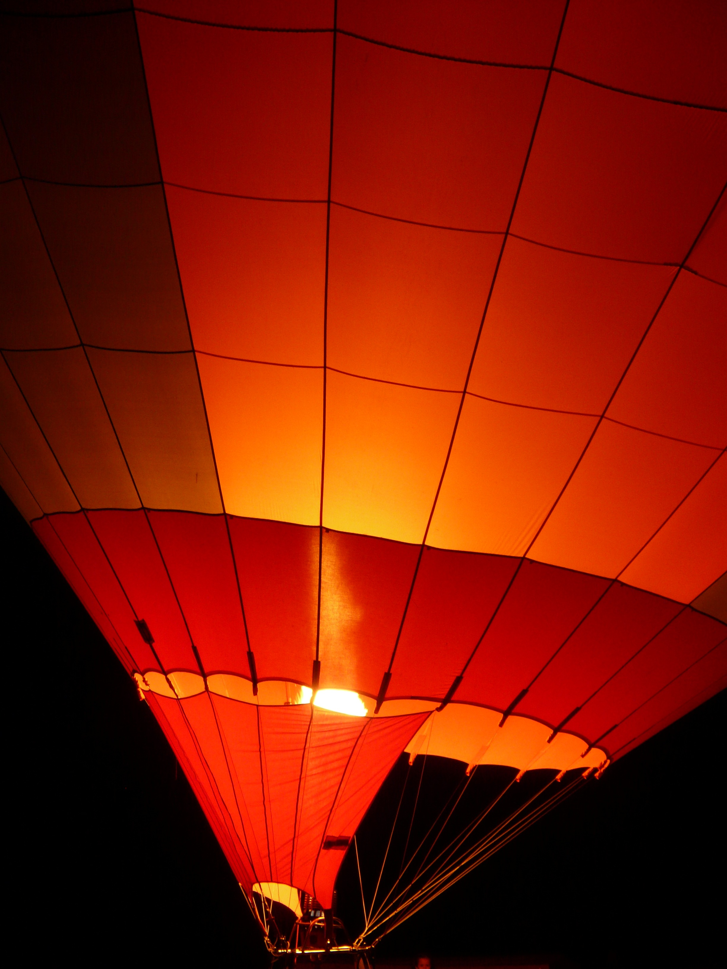 Black Light Wallpaper Red Air Balloon 183 Free Stock Photo