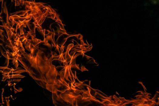Fire Wallpaper Free Stock Photo
