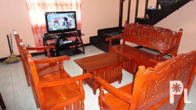 Modern Sala Set For Sale Philippines For Sale Wood Sala Set (p8,000) ? Angono For Sale In