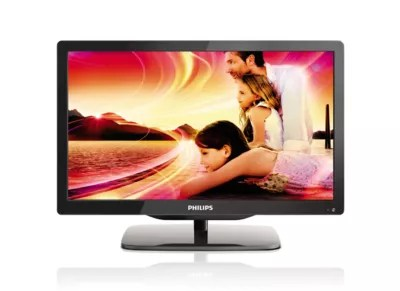 24 Im Tv Led Tv 24pfl5557 V7 Philips