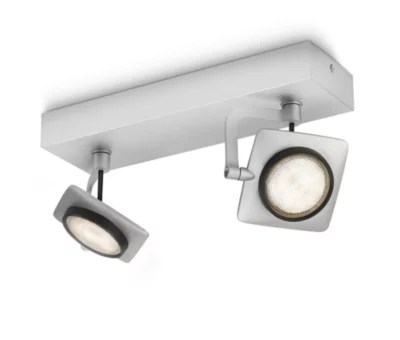 Dimmbare Led Spots Dimmable Led Millennium Double Spot Light 531924816 Philips