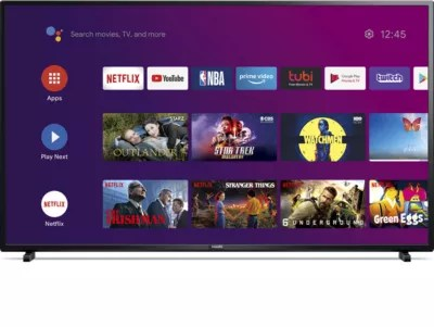 Android Tv Série 5704 55pfl5704 F7 Philips