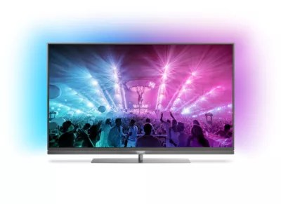 55pus7181 12 Ultraflacher 4k Fernseher Powered By Android Tv 55pus7181