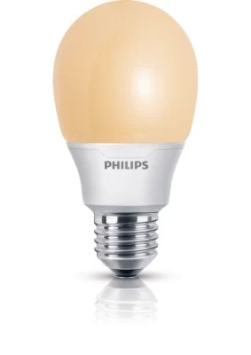 Philips Softone Flame Softone Spaarlamp 8718291682196 Philips