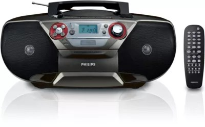 Radio-cd-player Für Badezimmer Dvd Soundmachine Az5740 98 Philips