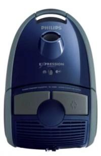 Expression Staubsauger mit Beutel FC8612/01   Philips