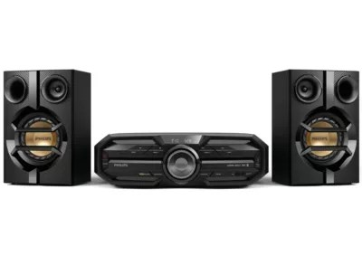 Hifi Bluetooth Mini Hi Fi System