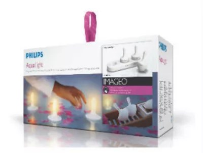 Bougie Led Rechargeable Imageo Floating Led Candle Laa51aywc 05 Philips