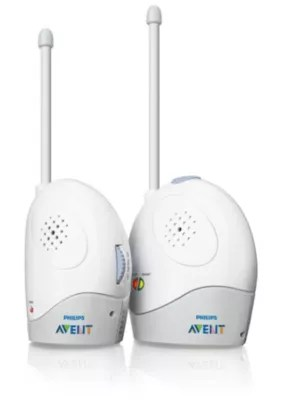 Baby Sensor Analogue Baby Monitor Scd470 00 Avent