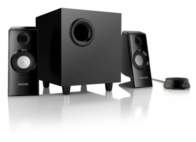 Lautsprecher Online Shop Multimedia Speakers 2.1 Spa4355/37 | Philips