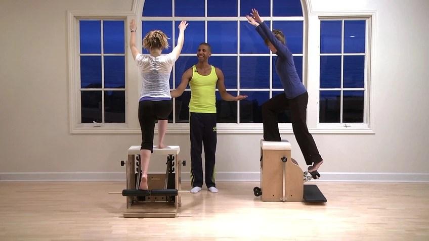 Wunda Chair Workout With Brett Howard Class 696
