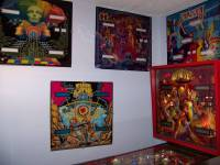 Gameroom wall art | Pinside Forum