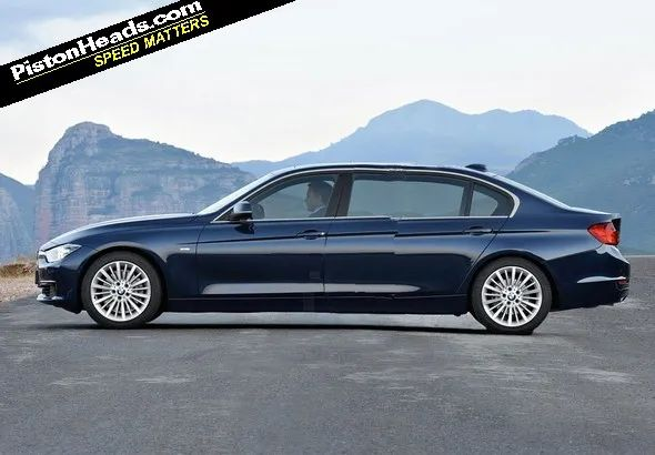 Re long wheelbase bmw 3 series for china page 1