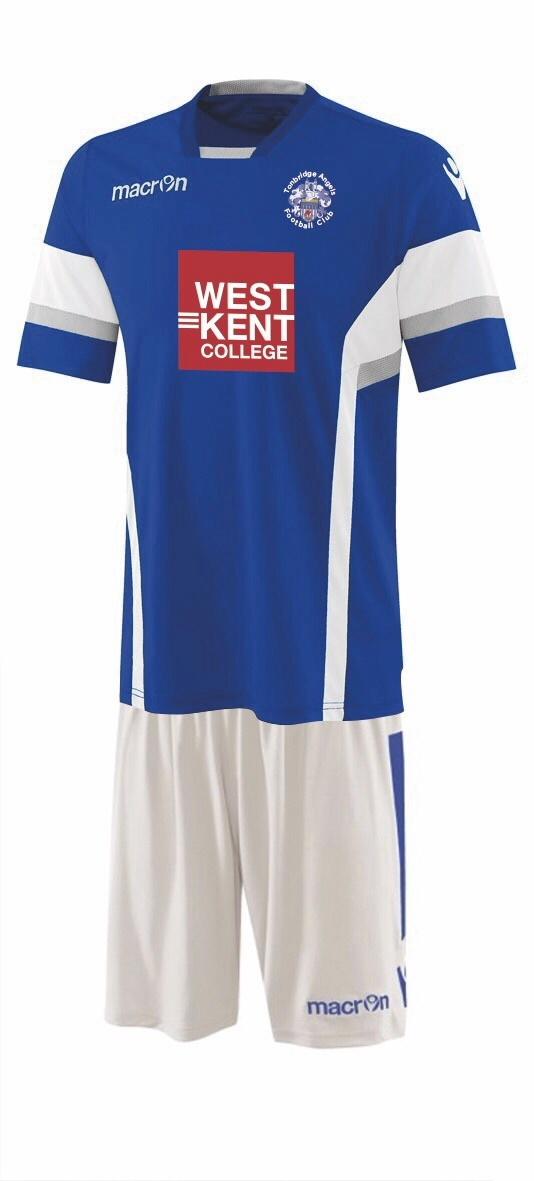 Information - Tonbridge Angels - clothing sponsorship