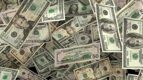 Falling Money 3d Wallpaper Money Surge Raining Down Made With Mixed Bills Video 623580