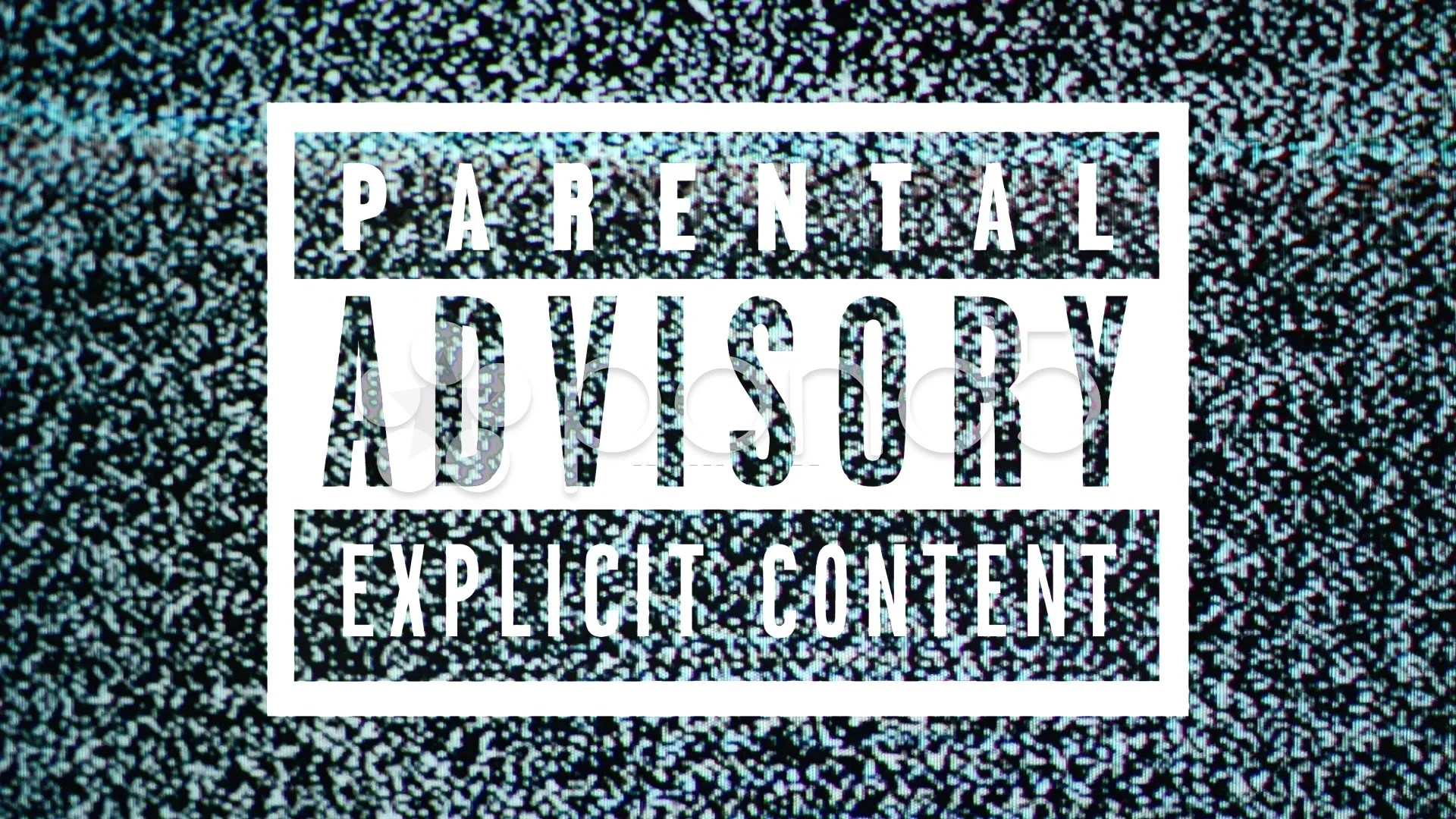 3d Wallpaper For Desktop Icon Parental Advisory Label Explicit Content Label On Tv