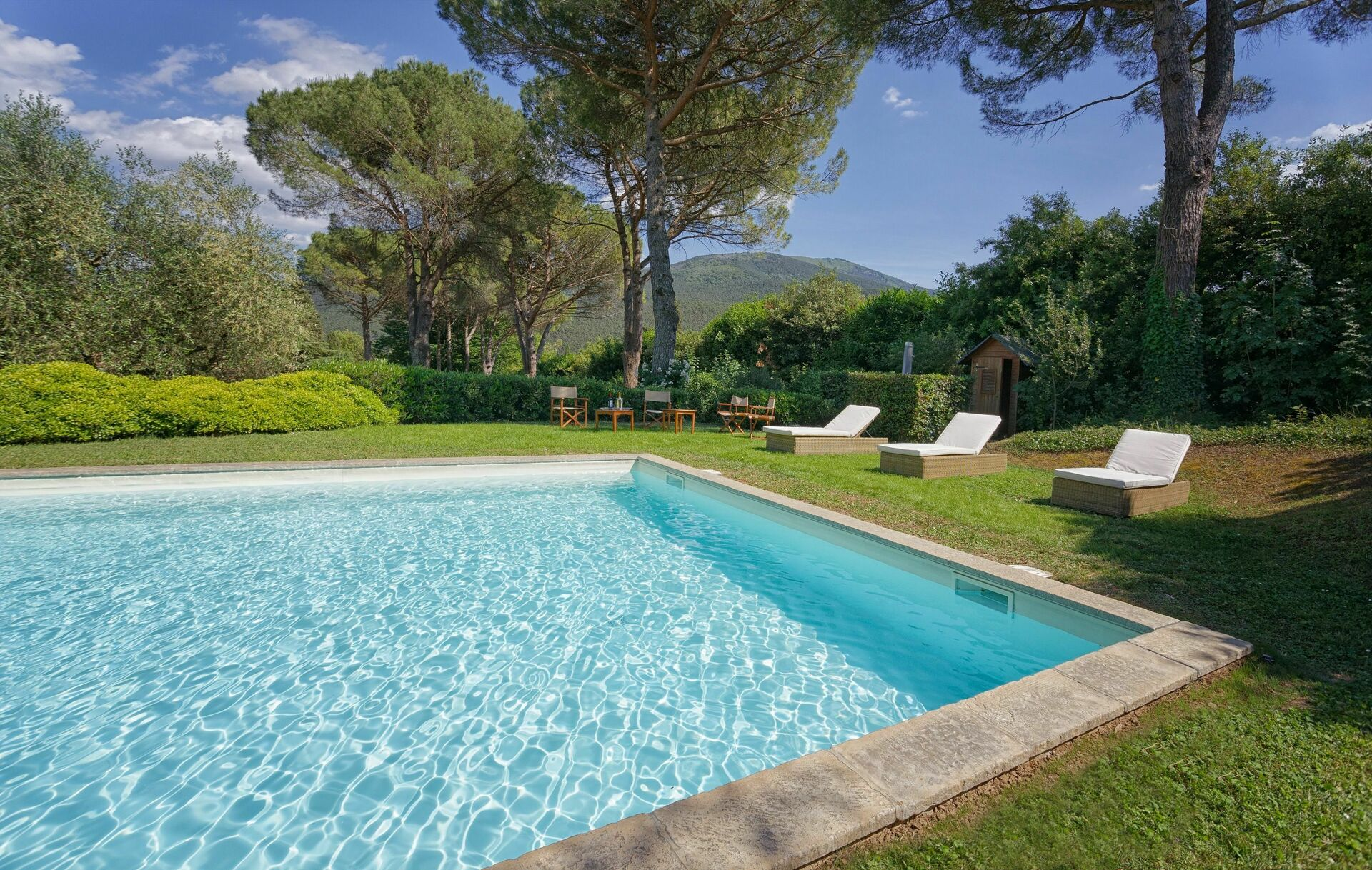 Pool Garten Lustig Holiday Villa With Pool In Tuscany Villa De Ranieri