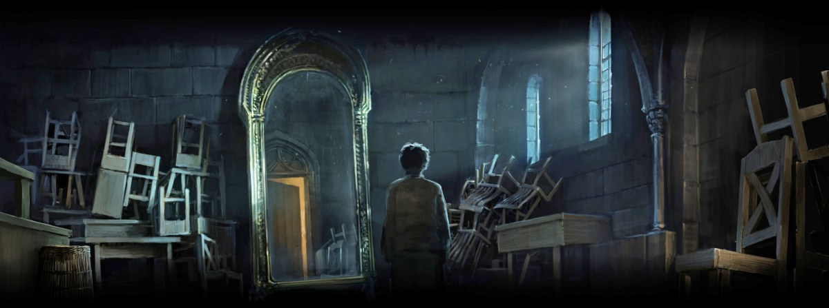 Harry Potter And The Deathly Hallows Wallpaper Hd The Mirror Of Erised Pottermore